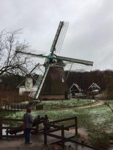 windmill in Arnhern