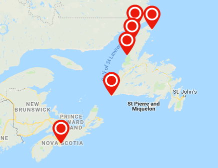 Newfoundland And Labrador S Viking Trail The Great