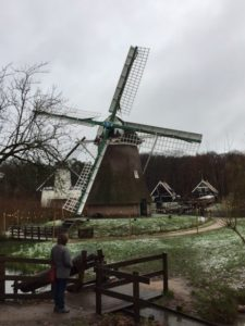 windmill in Arnhern